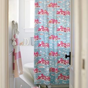✨SALE✨Serena & Lily Skylake Toile Shower Curtain
